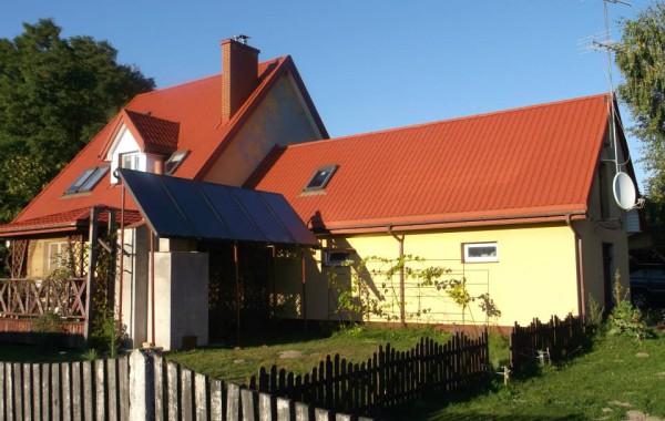Montaż w miejscowości Sosnowe