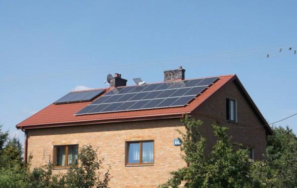 Instalacja fotowoltaiczna o mocy 6 kW