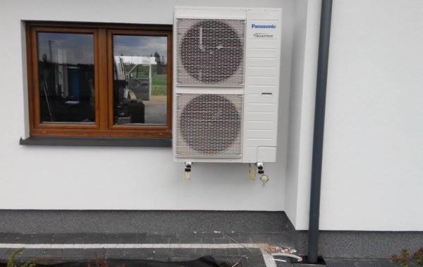 Powietrzna pompa ciepła Panasonic 9 kW T-CAP