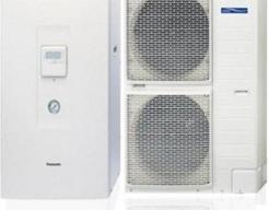 Pompa ciepła Panasonic 9 kW T-CAP