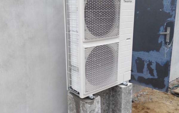 Panasonic Aquarea SDC 9 kW 3 fazy