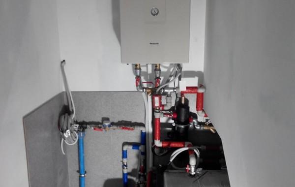 Pompa ciepła Panasonic Aquarea SDC 5 kW