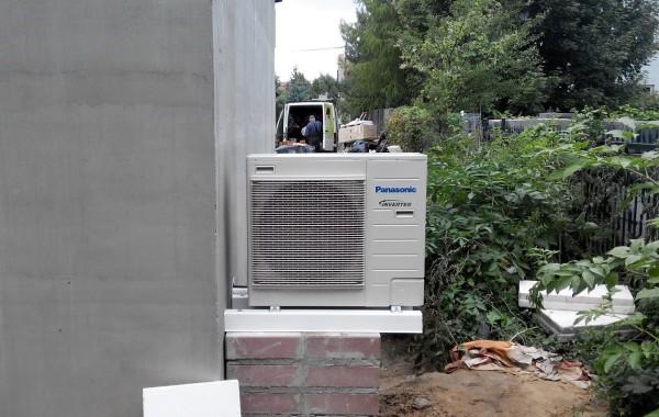 Pompa ciepła Panasonic 9 kW