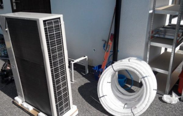 Wysokotemperaturowa Pompa Ciepła Panasonic Aquarea HT 9 kW